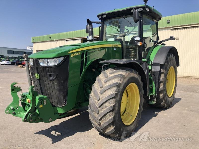 Traktor del tipo John Deere 8320R, Gebrauchtmaschine en Sülzetal (Imagen 1)