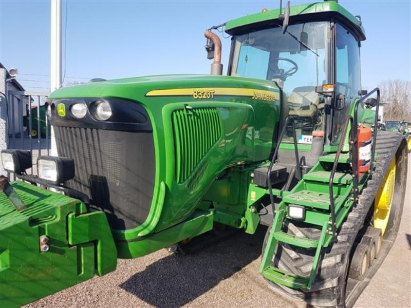 Traktor del tipo John Deere 8320T TRAKTOR, Gebrauchtmaschine en  (Imagen 1)