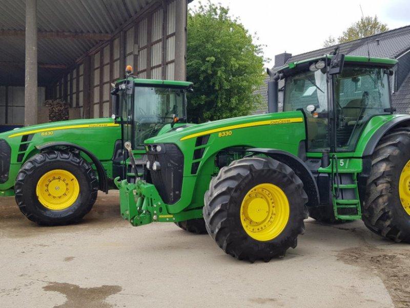 Traktor типа John Deere 8330 Powershift + 8430 Powershift, Gebrauchtmaschine в Honigsee (Фотография 1)