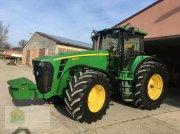 Traktor des Typs John Deere 8330 Powr Shift 16/5, Auto Trac, ILS, Zwillingsräder, Gebrauchtmaschine in Salsitz