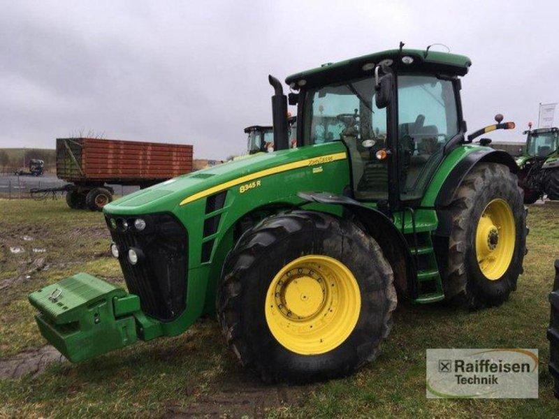 Traktor des Typs John Deere 8345 R, Gebrauchtmaschine in Goldberg (Bild 1)