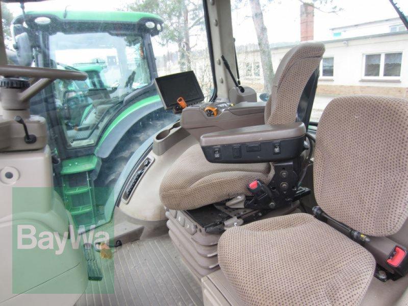 Traktor des Typs John Deere 8345 R, Gebrauchtmaschine in Großweitzschen  (Bild 6)