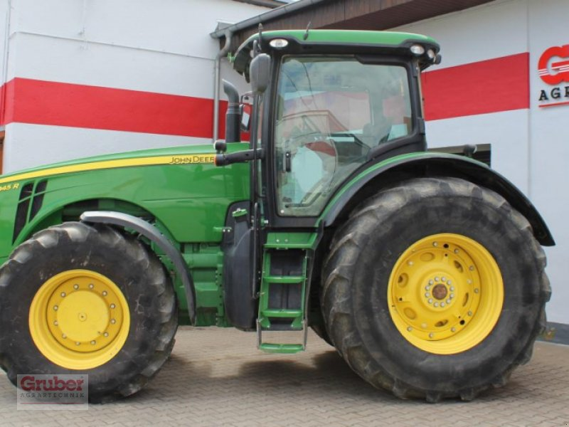 Traktor des Typs John Deere 8345 R, Gebrauchtmaschine in Elsnig (Bild 1)