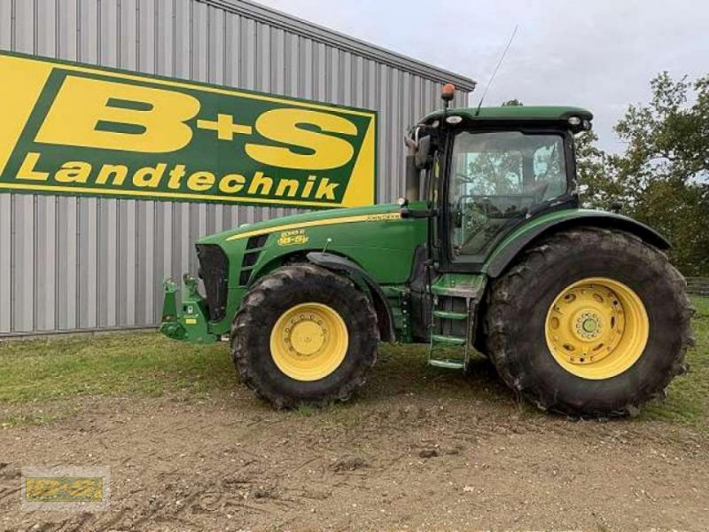 Traktor a típus John Deere 8345R ALLRADTRAKTOR, Gebrauchtmaschine ekkor: Neustadt (Dosse) (Kép 1)