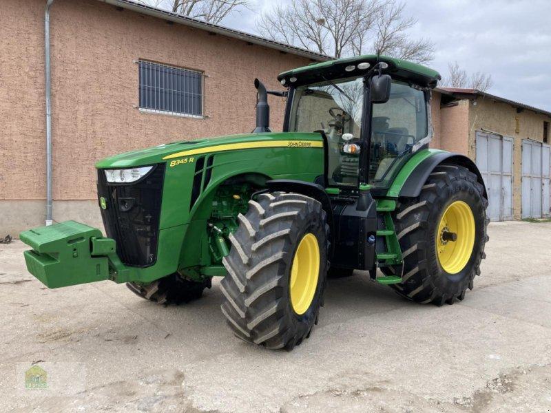 Traktor des Typs John Deere 8345R *Auto Powr 50km/h* mit Garantie, Gebrauchtmaschine in Salsitz (Bild 1)