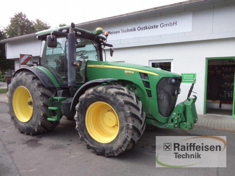 Traktor des Typs John Deere 8345R AutoPower, Gebrauchtmaschine in Eckernförde (Bild 1)
