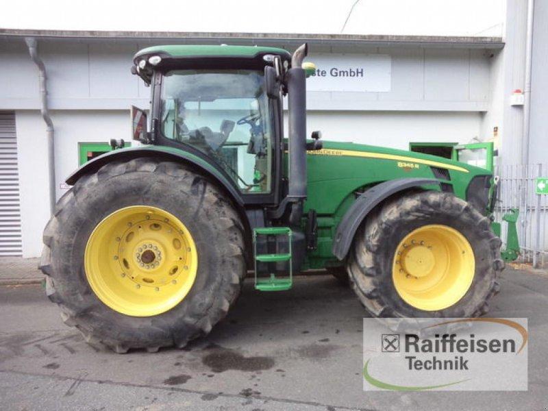 Traktor des Typs John Deere 8345R AutoPower, Gebrauchtmaschine in Eckernförde (Bild 6)
