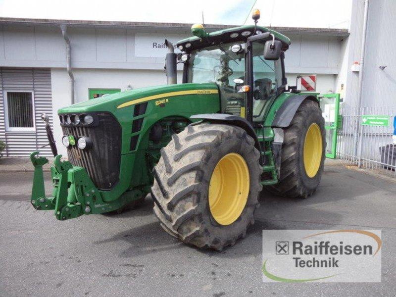 Traktor des Typs John Deere 8345R AutoPower, Gebrauchtmaschine in Eckernförde (Bild 2)