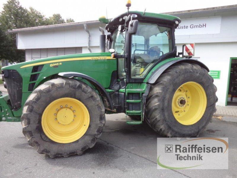 Traktor des Typs John Deere 8345R AutoPower, Gebrauchtmaschine in Eckernförde (Bild 5)