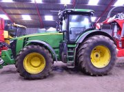 John Deere 8345R Centralsmøring og GPS Traktor