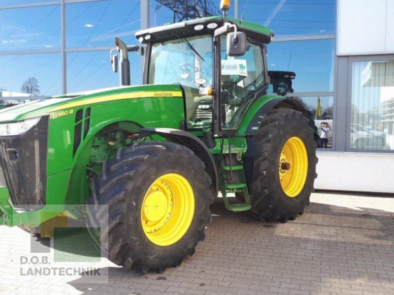 Traktor типа John Deere 8360 R, Gebrauchtmaschine в Regensburg (Фотография 1)