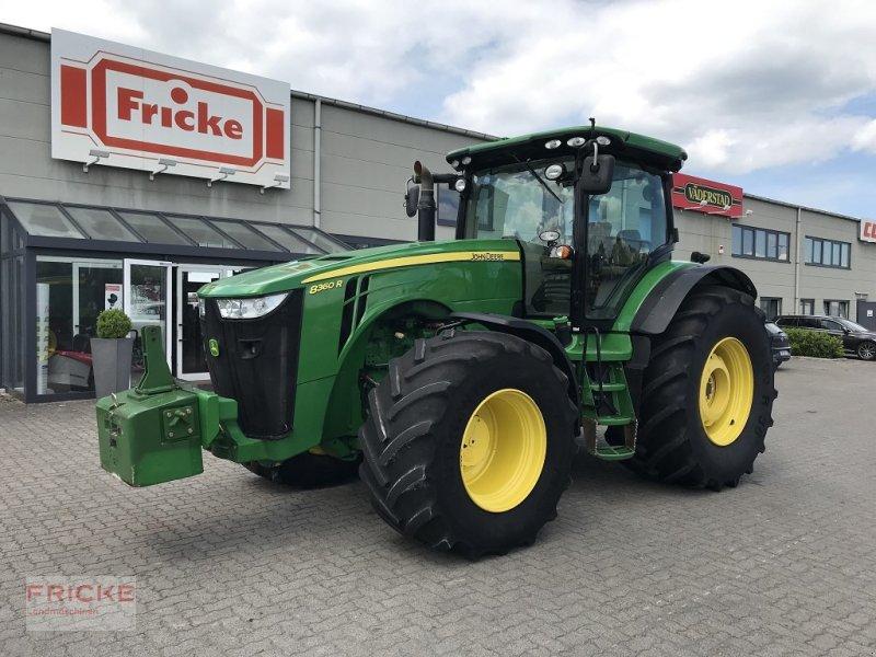 Traktor типа John Deere 8360R Autopowr, Gebrauchtmaschine в Demmin (Фотография 1)