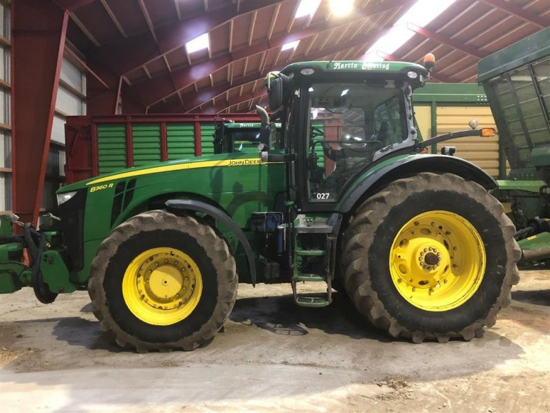 Traktor a típus John Deere 8360R Frontlift, Gebrauchtmaschine ekkor: Holstebro (Kép 1)