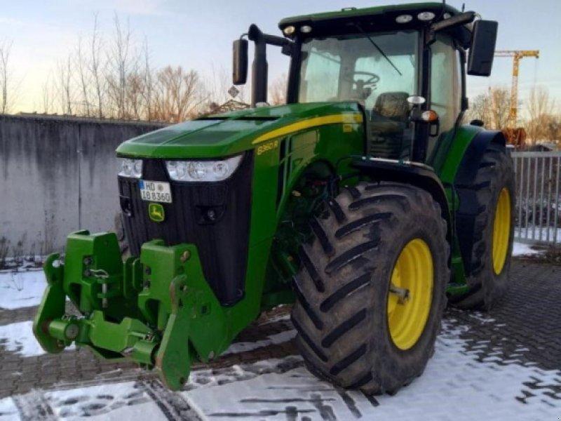 Traktor a típus John Deere 8360R, Gebrauchtmaschine ekkor: Aspach (Kép 1)
