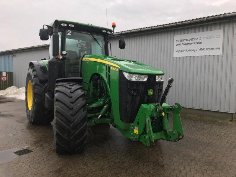 Traktor a típus John Deere 8360R, Gebrauchtmaschine ekkor: Næstved (Kép 1)