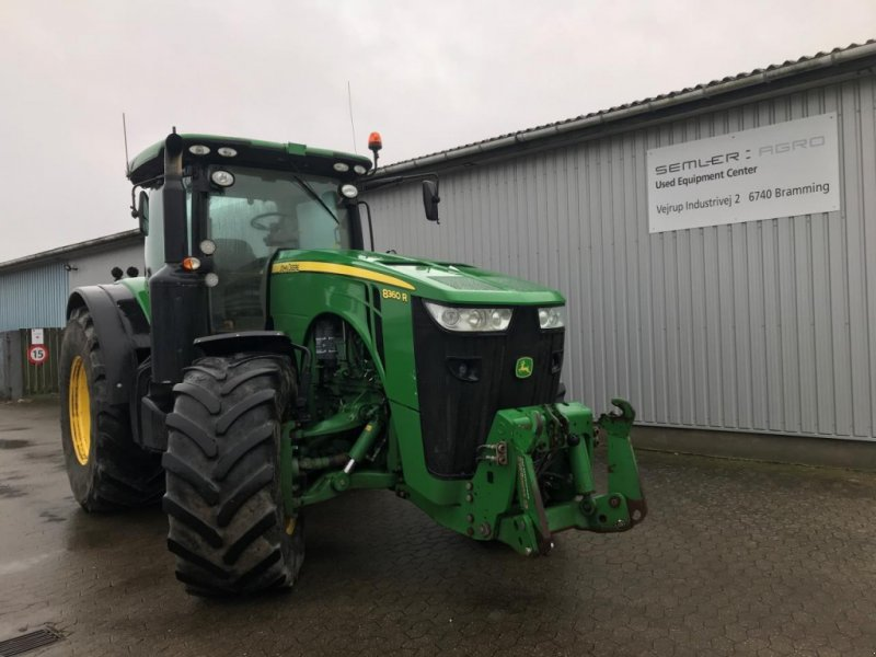 Traktor typu John Deere 8360R, Gebrauchtmaschine w Bramming (Zdjęcie 1)