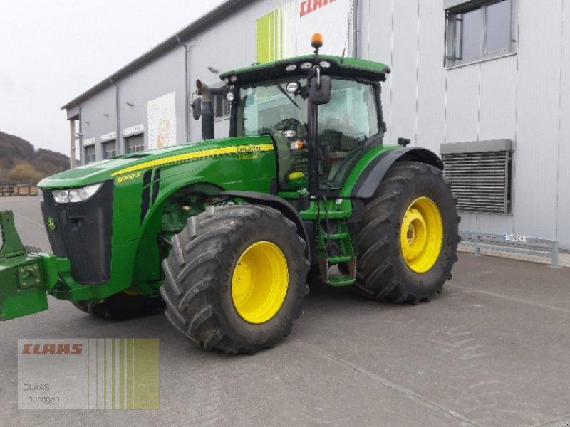Traktor типа John Deere 8360R, Gebrauchtmaschine в Vachdorf (Фотография 1)