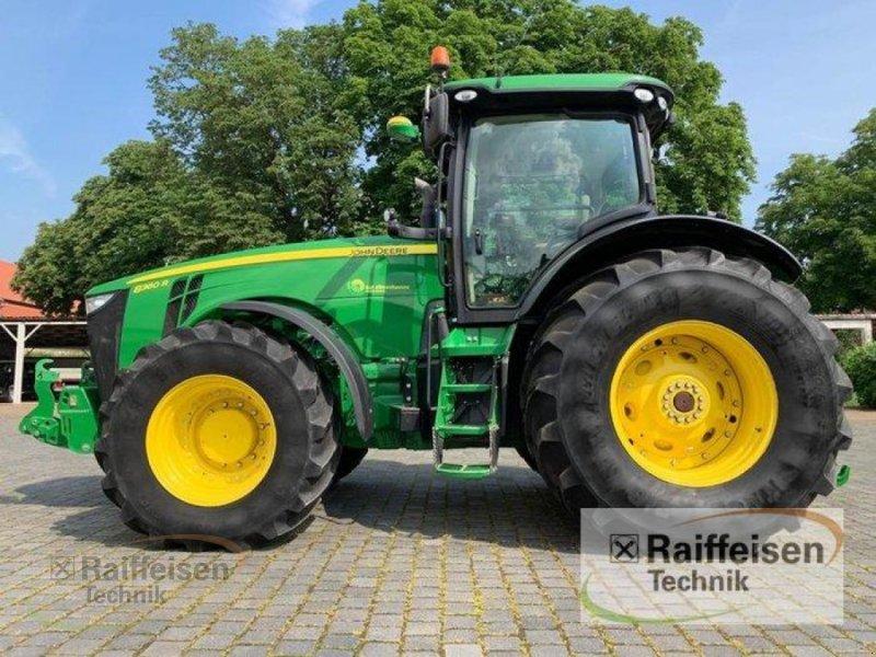 Traktor des Typs John Deere 8360R, Gebrauchtmaschine in Ebeleben (Bild 1)