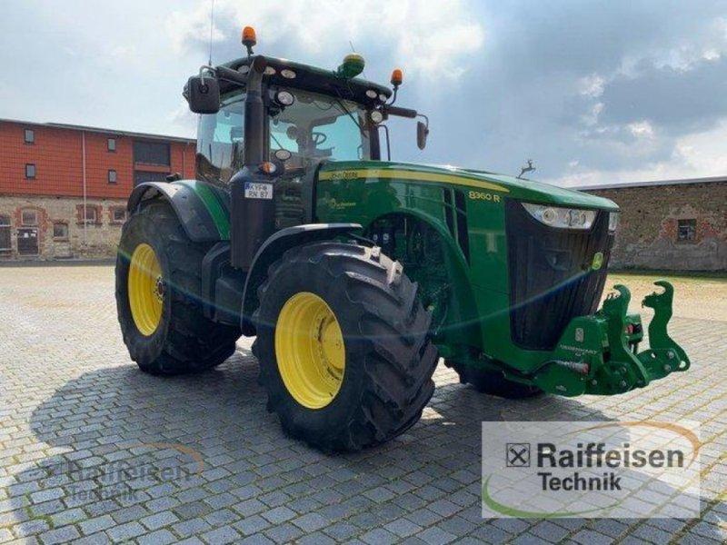 Traktor des Typs John Deere 8360R, Gebrauchtmaschine in Ebeleben (Bild 4)