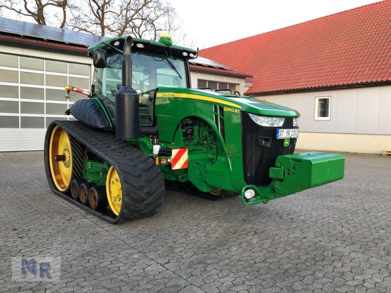 Traktor des Typs John Deere 8360RT Interne Nr. 7353, Gebrauchtmaschine in Greven (Bild 2)