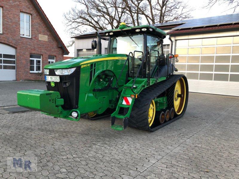 Traktor des Typs John Deere 8360RT Interne Nr. 7353, Gebrauchtmaschine in Greven (Bild 4)