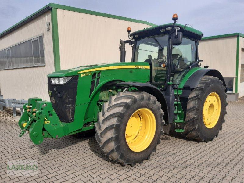 Traktor типа John Deere 8370 R, Gebrauchtmaschine в Langenwetzendorf (Фотография 1)