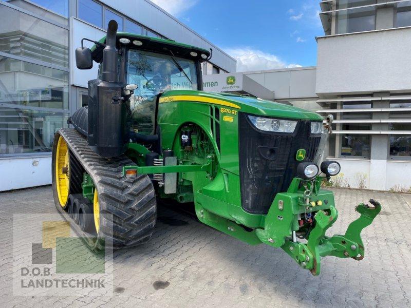 Traktor des Typs John Deere 8370RT, Gebrauchtmaschine in Regensburg (Bild 1)