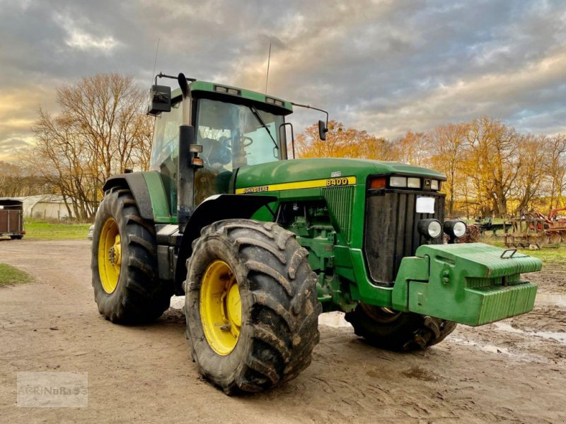 Traktor tipa John Deere 8400, Gebrauchtmaschine u Prenzlau (Slika 1)