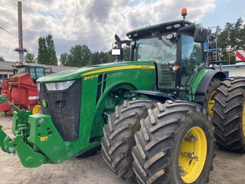 Traktor typu John Deere 8400R inkl. Zwill, Gebrauchtmaschine w Neubrandenburg (Zdjęcie 1)