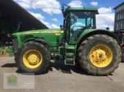 Traktor des Typs John Deere 8420 Powr Shift, ILS, Gebrauchtmaschine in Salsitz