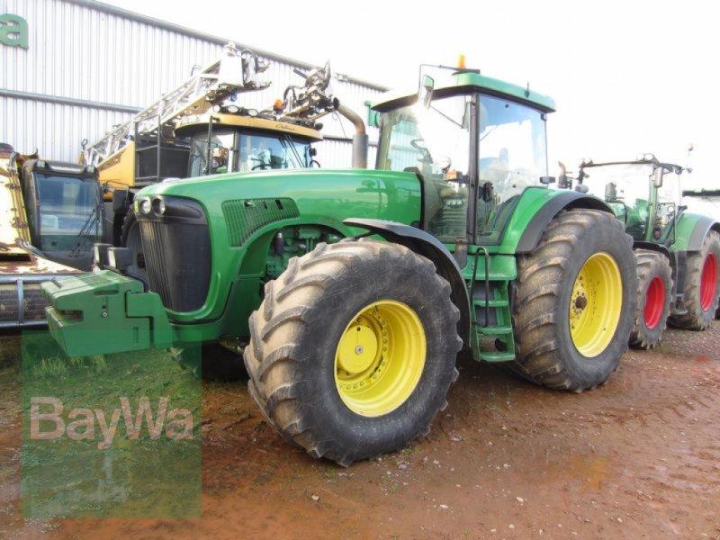 Traktor a típus John Deere 8420, Gebrauchtmaschine ekkor: Großweitzschen  (Kép 1)