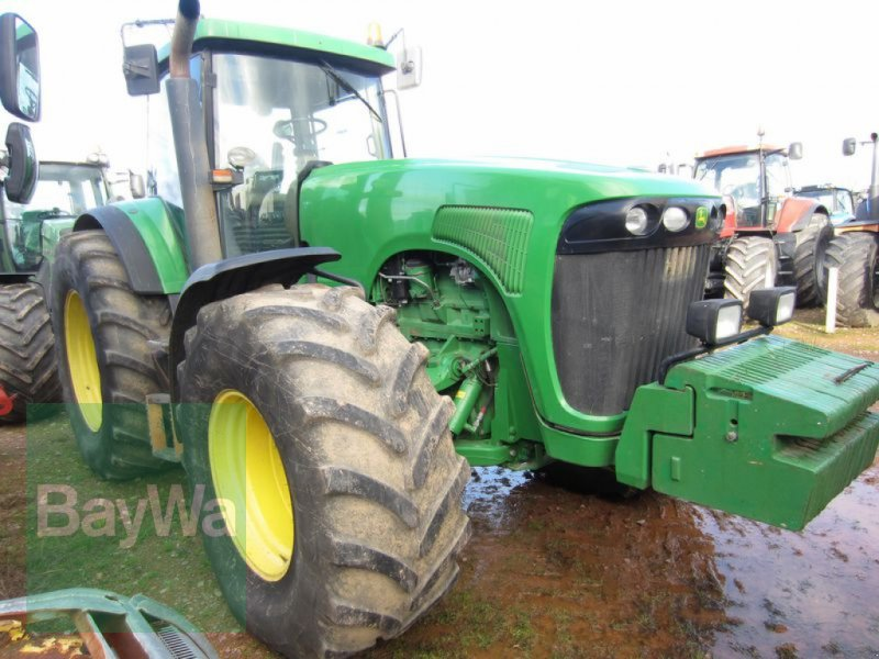 Traktor a típus John Deere 8420, Gebrauchtmaschine ekkor: Großweitzschen  (Kép 2)