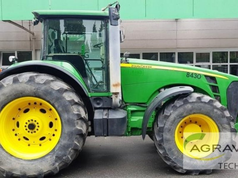 Traktor typu John Deere 8430 AUTOPOWR, Gebrauchtmaschine v Beckum (Obrázok 3)