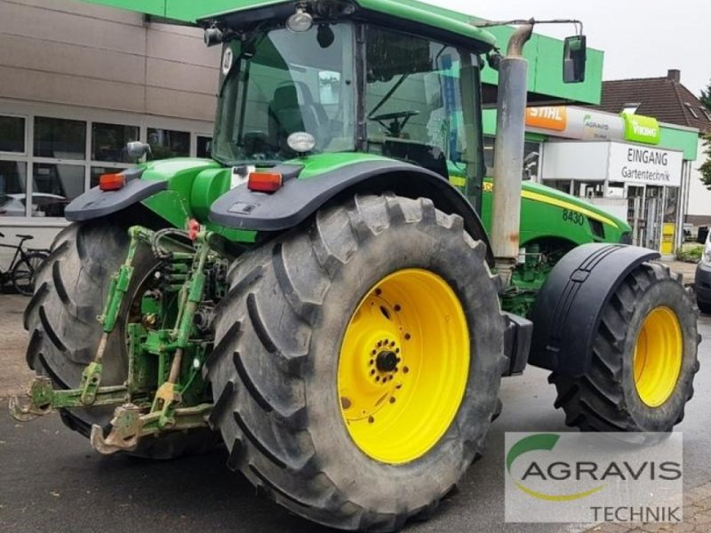 Traktor typu John Deere 8430 AUTOPOWR, Gebrauchtmaschine v Beckum (Obrázok 4)