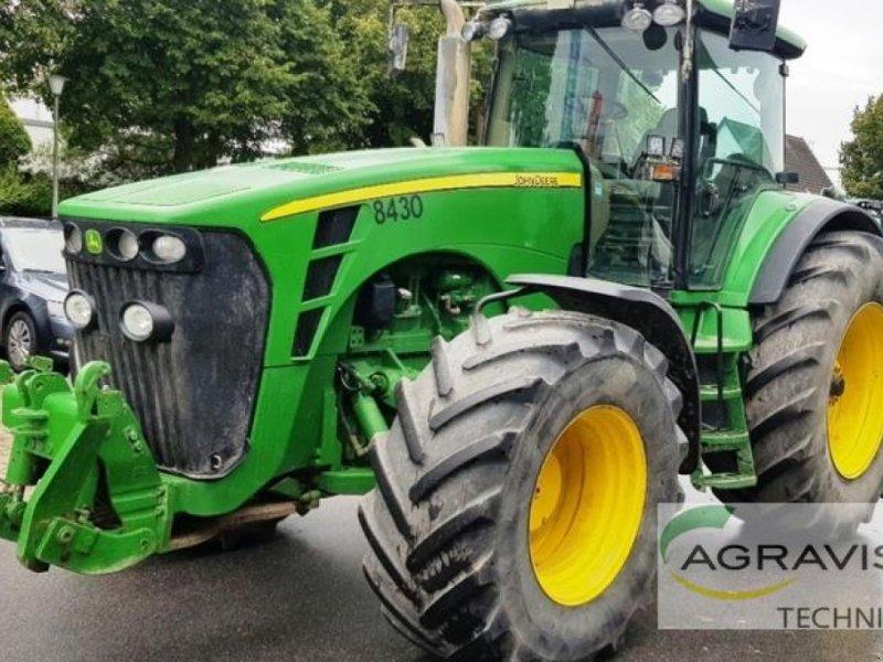 Traktor typu John Deere 8430 AUTOPOWR, Gebrauchtmaschine v Beckum (Obrázok 11)