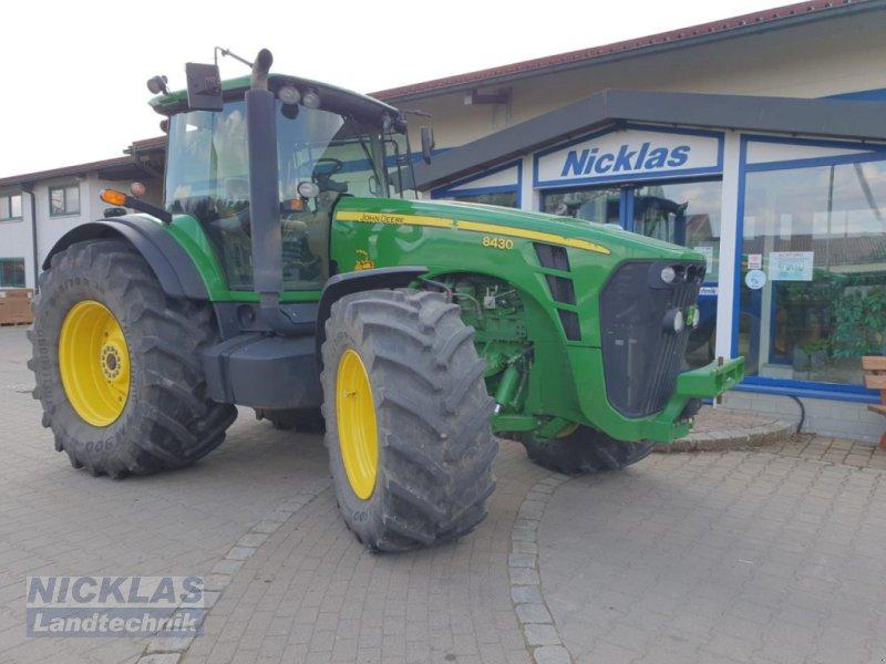 Traktor типа John Deere 8430, Gebrauchtmaschine в Schirradorf (Фотография 1)