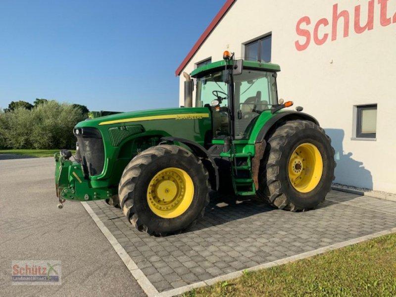 Traktor типа John Deere 8520, Bj. 2005, 9672 Bh,, Gebrauchtmaschine в Schierling (Фотография 1)