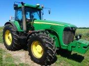 Traktor des Typs John Deere 8520 ILS, Powr Shift, Auto Trac, Gebrauchtmaschine in Salsitz