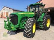 Traktor des Typs John Deere 8520 ILS, Powr Shift, RTK, Zwillingsräder, Gebrauchtmaschine in Salsitz