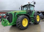 Traktor типа John Deere 8530 MED AFFJEDRET FORAKSEL!, Gebrauchtmaschine в Aalestrup