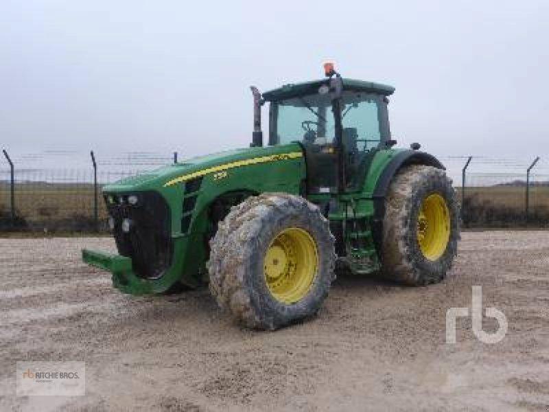 Traktor del tipo John Deere 8530, Gebrauchtmaschine en Ocana (Imagen 1)