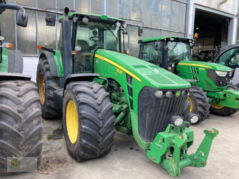 Traktor типа John Deere 8530, Gebrauchtmaschine в Salsitz (Фотография 1)
