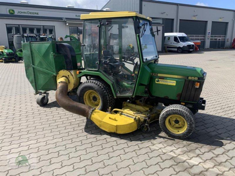 Traktor tipa John Deere 855 KompaktSchlepper, Gebrauchtmaschine u Münchberg (Slika 1)