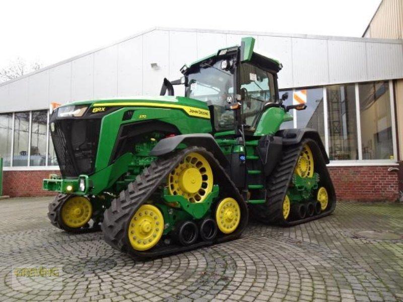 Traktor des Typs John Deere 8RX 370, Neumaschine in Greven (Bild 1)