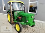 Traktor des Typs John Deere 920 in Neuhof - Dorfborn