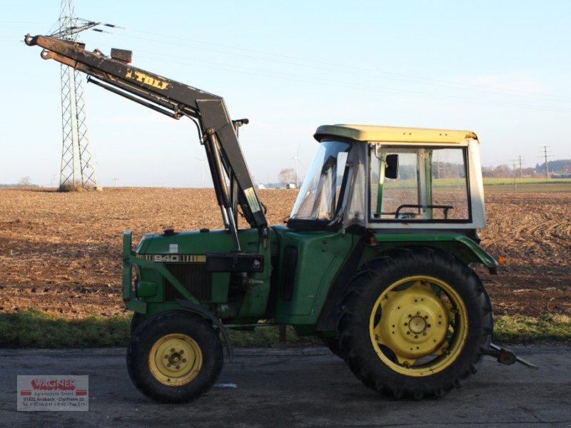 Traktor des Typs John Deere 940 S, Gebrauchtmaschine in Ansbach (Bild 1)
