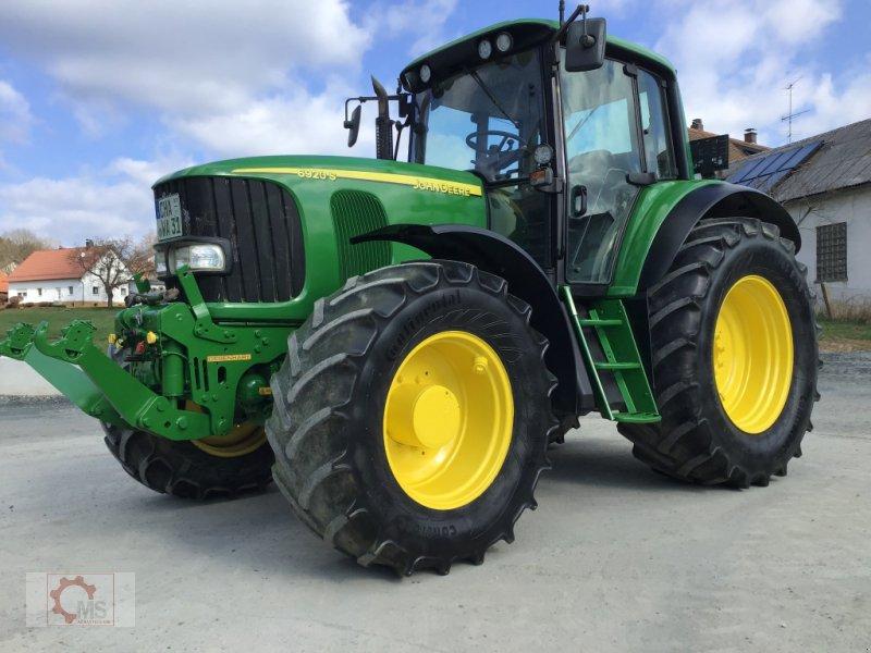 Traktor des Typs John Deere JD 6920 S Premium Autopowr, Gebrauchtmaschine in Tiefenbach (Bild 4)
