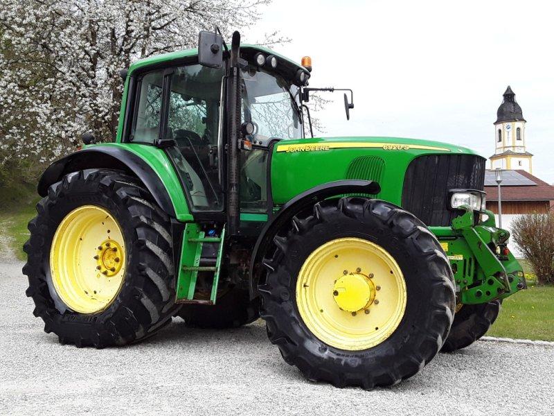 Traktor des Typs John Deere JD 6920 S Premium, Gebrauchtmaschine in Oberornau (Bild 1)