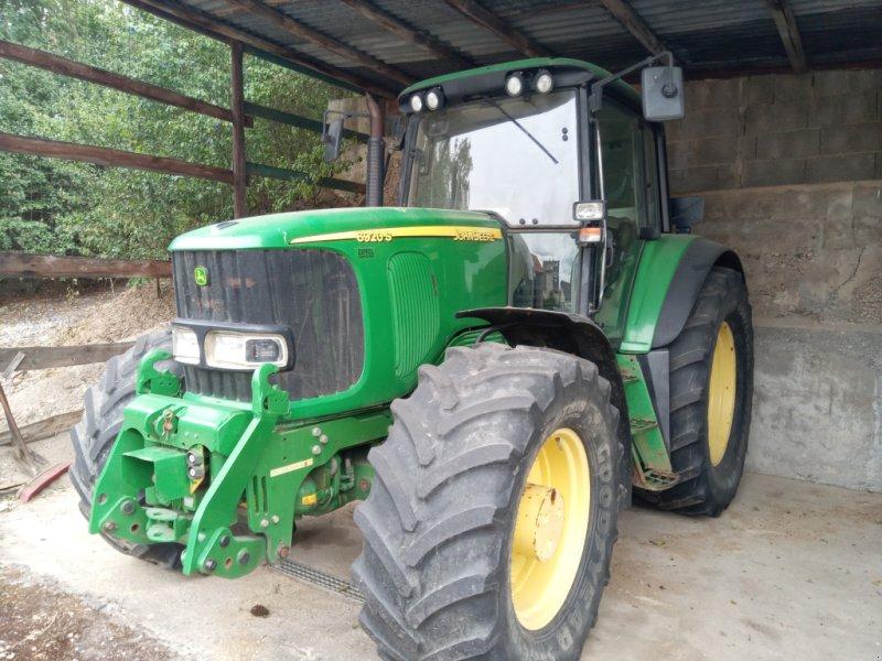 Traktor tip John Deere JD 6920 S Premium, Gebrauchtmaschine in Creglingen (Poză 1)