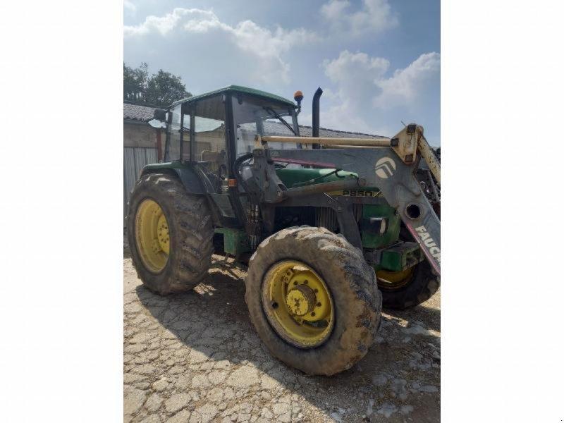 Traktor типа John Deere JOHN DEERE 2850, Gebrauchtmaschine в Levier (Фотография 1)